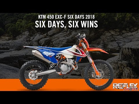 2018 ktm exc f 500. brilliant exc ktm 450 exc  f  six days 2018 edition mx vs atv reflex new mod 2017 throughout ktm exc f 500