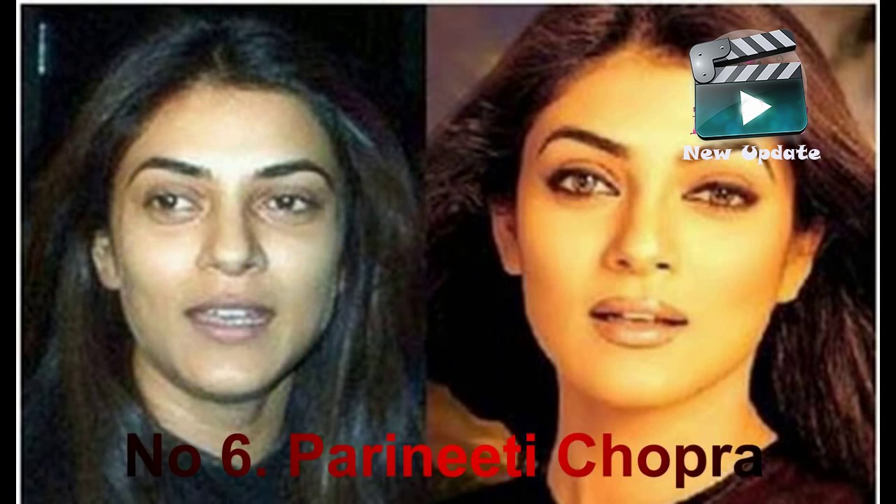 top 30 bollywood actress makeup and without makeup (hd) - youtube