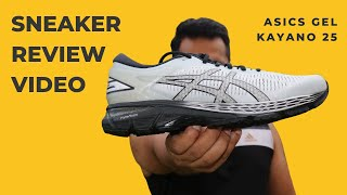 Hit or Flop: Shoe Review Asics Gel Kayano 25
