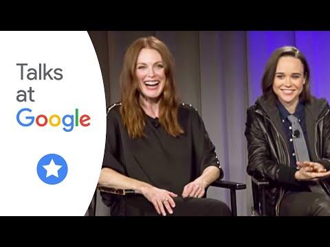 "Julianne Moore & Ellen Page: ""Freeheld"" | Talks at Google"