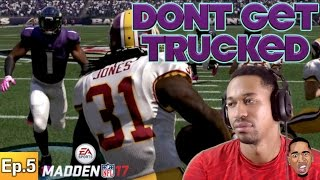 madden 17 career mode hit stick bihhh ep 5