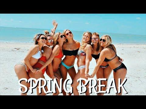 SPRING BREAK | BEACH DAY