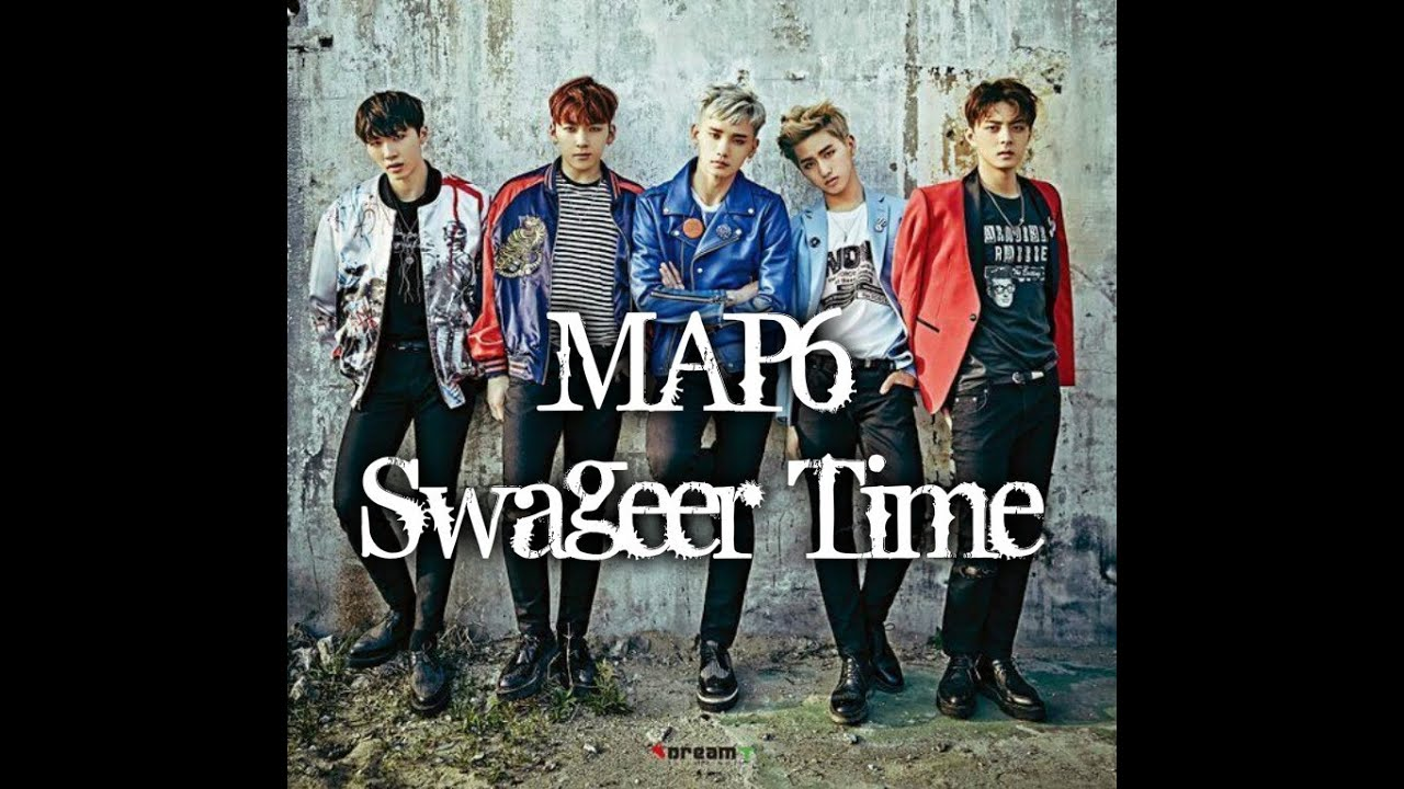 MAP6 - SWAGGER TIME MV names/members - YouTube