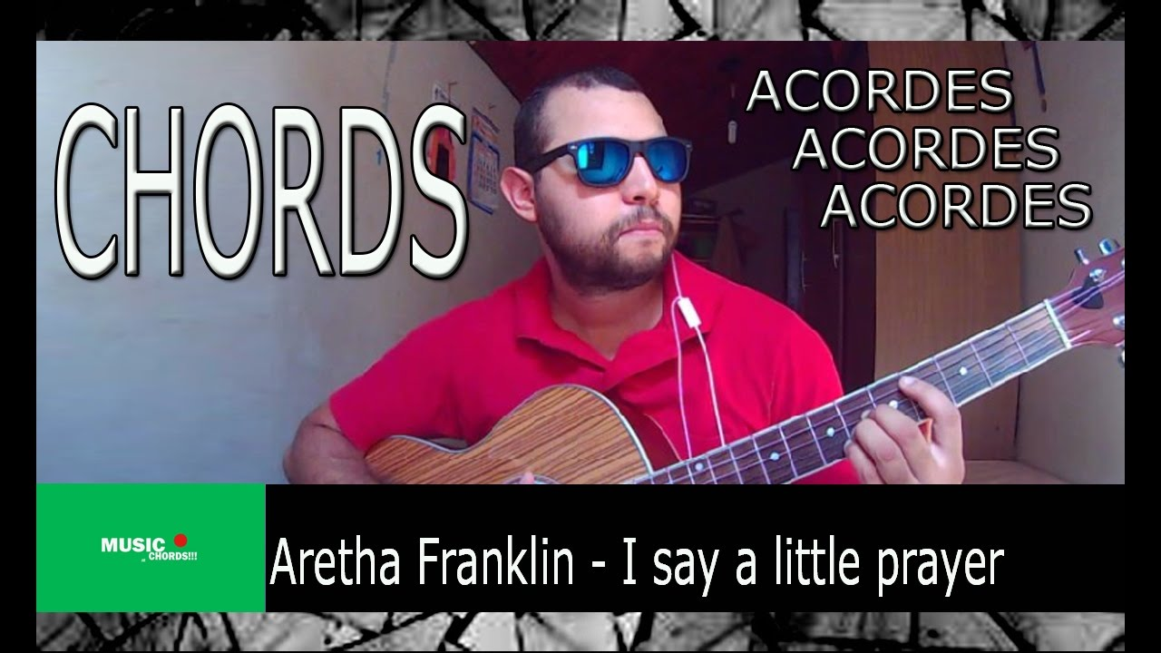 Aretha Franklin I Say A Little Prayer Cover Guitar Youtube