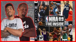 """THE """"CONTROLLER"""" EXCUSE!  - NBA The Inside 09 Gameplay 