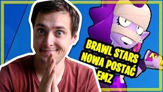 Brawl Stars Nowa Postać Emz - Brawl Stars Nowa postać Emz