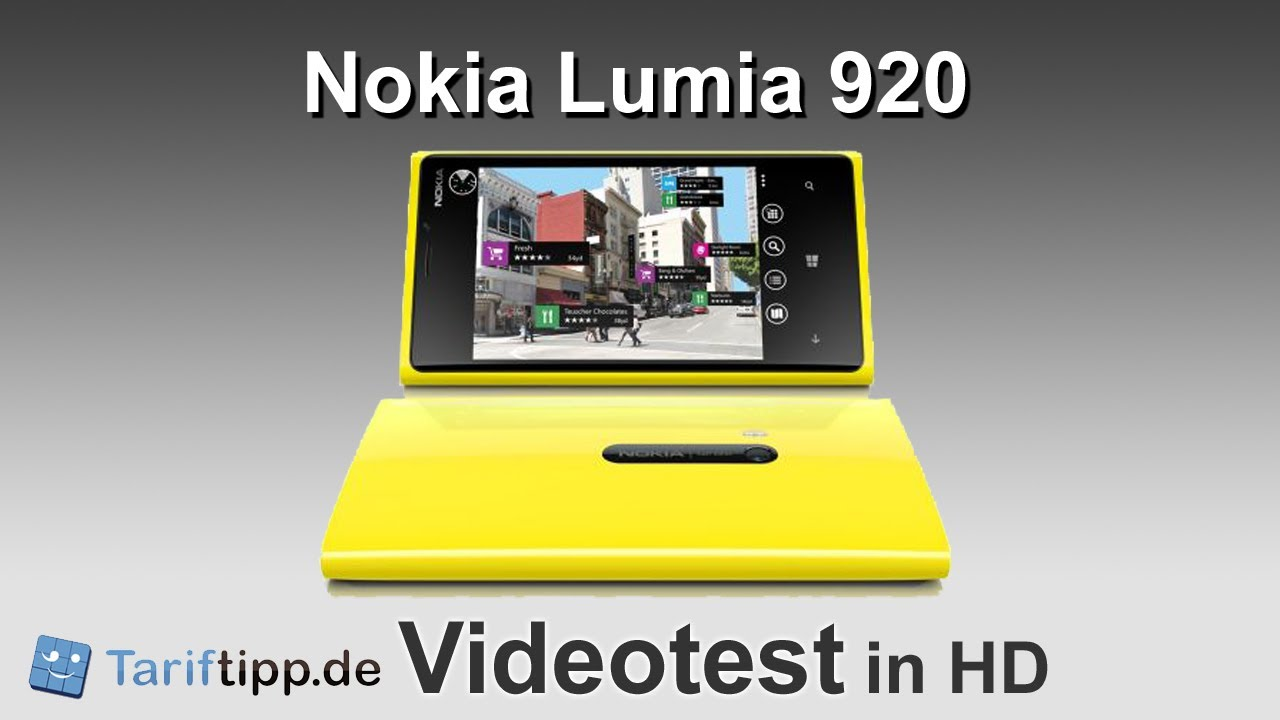 Lumia 920 Gets Nokia's Stock to Rise