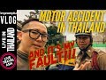 In a Motorcycle Accident in Thailand, Advice About Dealing with Thai Police