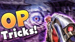 OP Widowmaker Tricks..!! - Overwatch Funny Moments & Best Plays 30