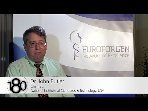 Dr. John Butler (National Institute of Standards and Technology, USA)