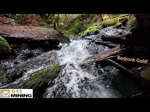 Big Gold On Bedrock - The Ultimate Placer Deposit