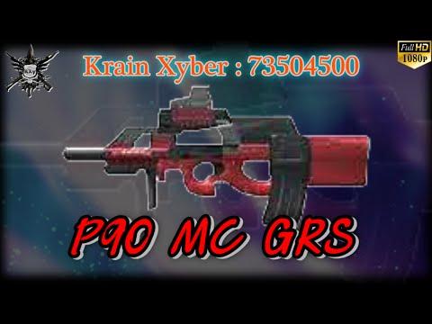 KXy - Point Blank [PB] : P90MC GRS ดับเบิ้ลรีโหลดอย่างเท่ห์[ในเกมแก้บัคแล้ว]^.^