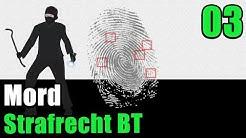 § 211 StGB Mord - Strafrecht BT 03