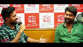 Joju George | Red Carpet | RJ Mike | Red FM Malayalam