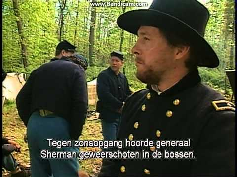 Civil War Combat - Battle of Shiloh - Part 1