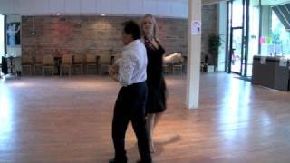 East Coast Swing at Dance Elite Dance Club