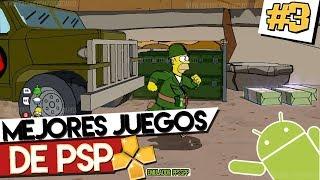 TOP ● MEJORES JUEGOS DE PSP PARA ANDROID (GRATIS) + LINKS DE DESCARGA ● EMULADOR PPSSPP   PARTE #3