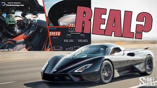 Did the SSC Tuatara REALLY Set a 331mph World Record?