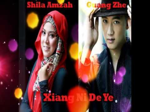 {NEW} Shila Amzah ft Guan Zhe  || Xiang Ni De Ye || 想你的夜