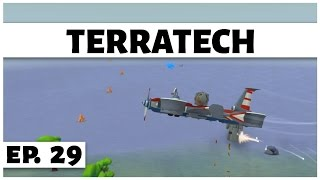 TerraTech - Ep. 29 - The Gyro Plane! - Let