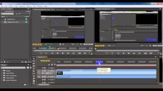 Adobe Premier pro CS6 урок 2. Основы.