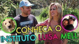 CONHEÇA O INSTITUTO LUISA MELL!!!  | #MatheusMazzafera