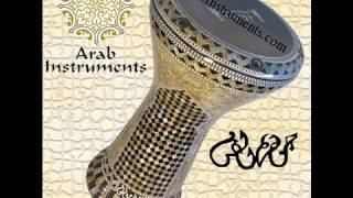 دربوكة Darbouka - Doumbek - Darbuka - طبلة  - Solo Darbuka - Belly dance Music