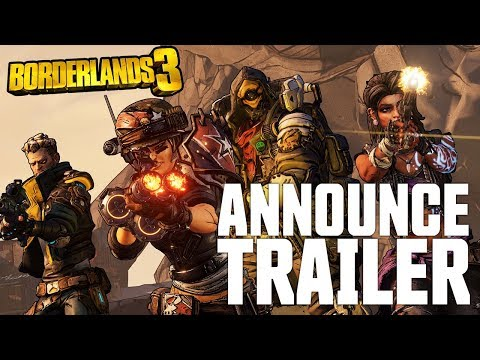 Borderlands 3 Official Announce Trailer - EXPRT EN