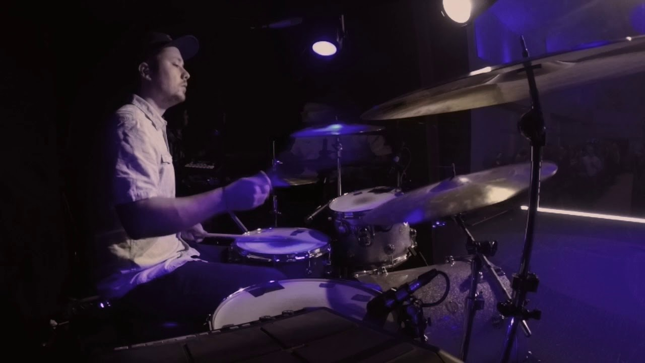 Not Afraid - Jesus Culture Drum Cover - YouTube