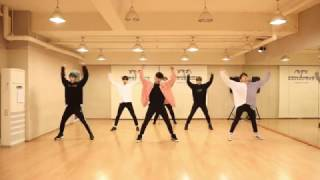 SNUPER(스누퍼) 'Back:Hug (백허그)' 안무영상 (Back Stage Ver.)