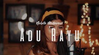 Gambar cover Yovie Tulus Glenn - Adu rayu| Nabila Maharani ( Live Cover )