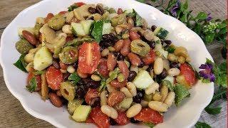Summer Bean Salad - Episode 713