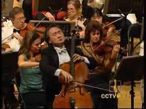 Jian Wang Dvorak Silent Woods Cello