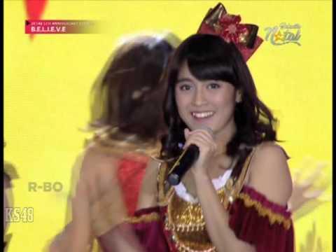 [1080p] JKT48 - Saikou ka yo (Luar Biasa) @ JKT48 5th Anniversary Concert BELIEVE - RTV