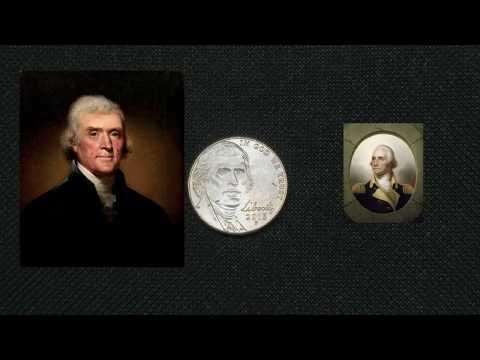 "The Westward Journey Nickel Series ""Return to Monticello"" aka the ""Type 4"" 2006-present"