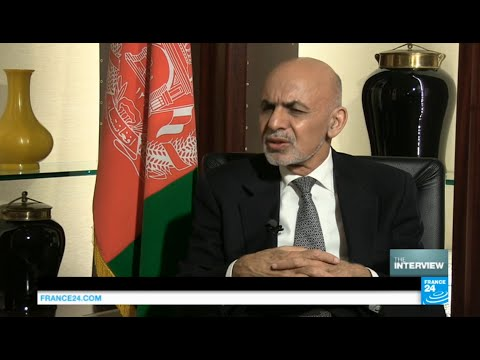 Exclusive interview with Afghan president Ashraf Ghani on Taliban peace talks
