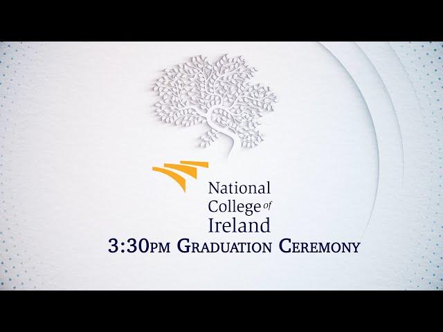 Virtual Graduation - 3:30pm - 26th November 2020