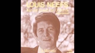 1979 LOUIS NEEFS aan het strand van oostende