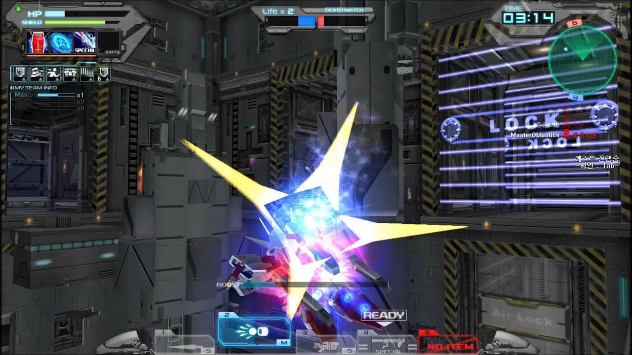 Sd Gundam Online Star Build Strike By Moons8619 Youtube