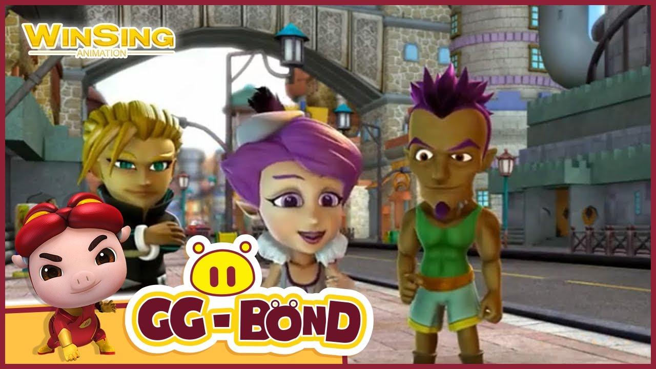豬豬俠之百變聯盟S9E33_GG Bond Season 9_Shapeshifting Union_Episode33 - YouTube