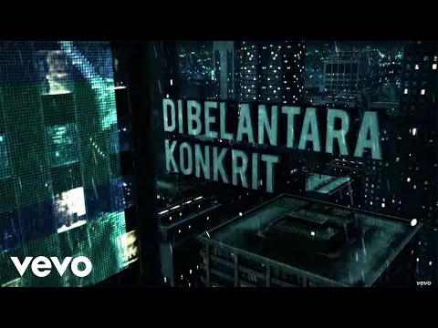 Altimet - Belantara Konkrit (Official Music Video) ft. Salam, Aman-RA
