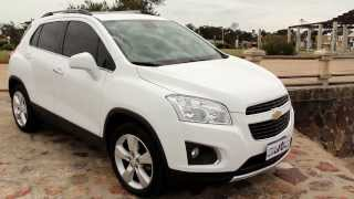 Chevrolet Tracker Test Drive