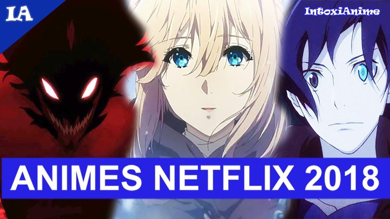 9 novos animes dublados da netflix em 2018 guia de animes