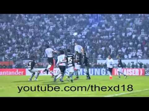 Corinthians 1 x 0 Vasco Libertadores 2012 [23/05/12] José Silvério