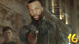Detroit Become Human Walkthrough Gameplay Part 16 | BREAKING OUT THE PLAYLIST GANG (PS4)