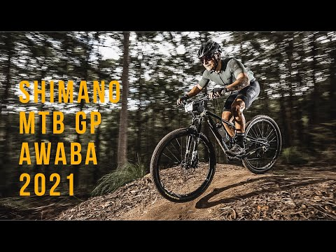 I'm not good at this stuff - SHIMANO MTB GP Awaba 2021