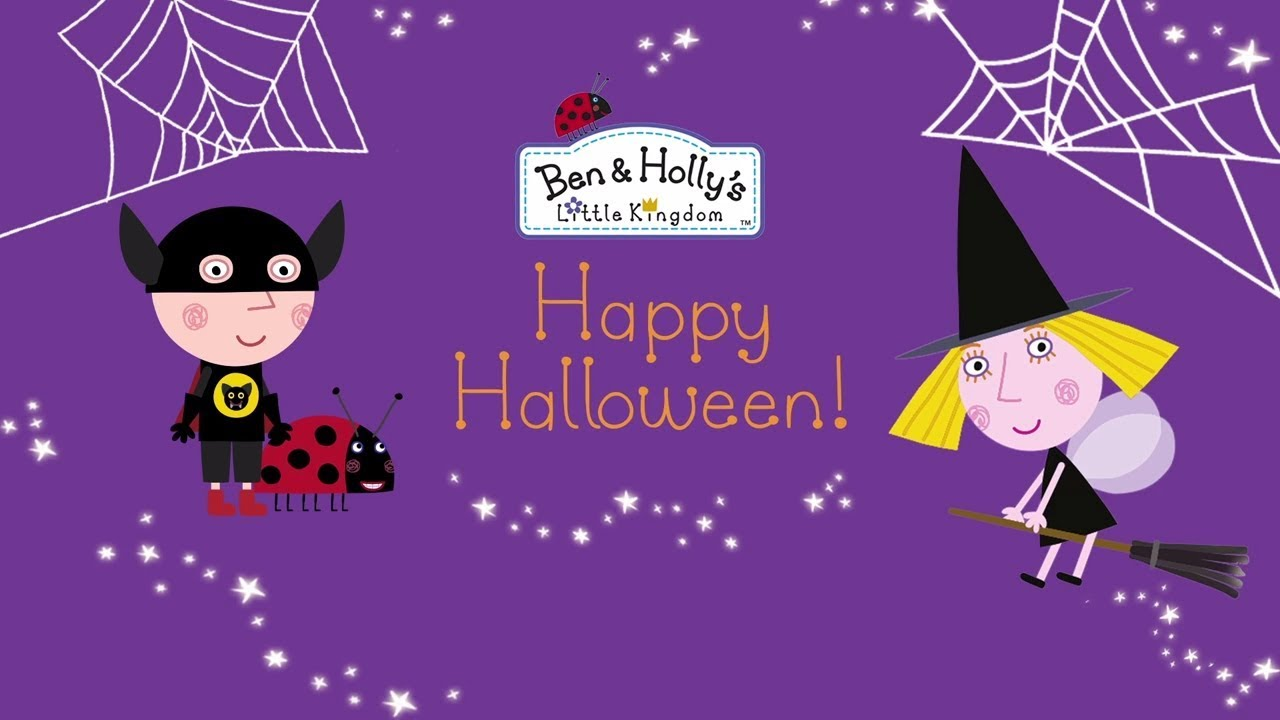 Download Ben and Holly's Little Kingdom | Spooky Halloween! | Kids Videos