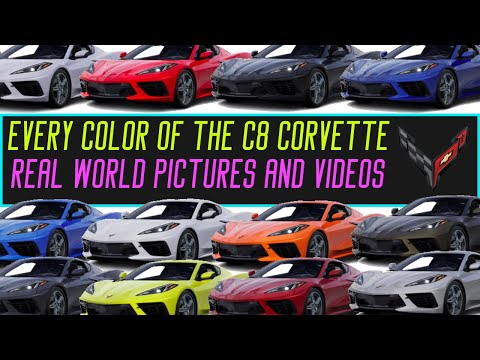 every-paint-color-of-the-c8-2020-corvette---pictures-&-videos