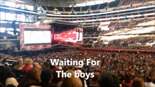One Direction Concert Thumbnail