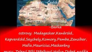 Afrika prezentace